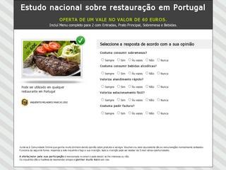 Restaurante - Oferta de 60€