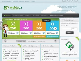 WebTuga - Cloud Limited Edition